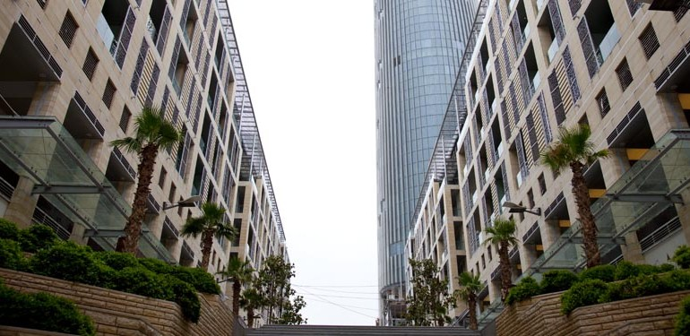 Abdali Boulevard To Open In June