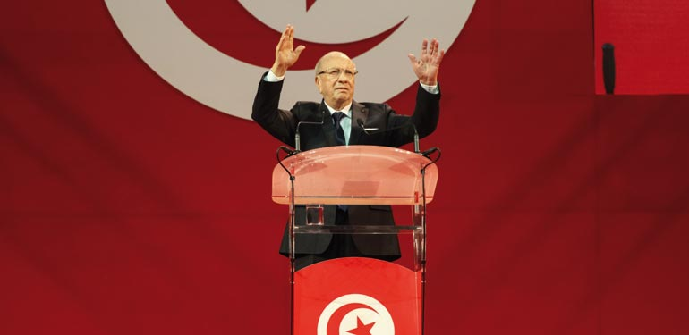 Tunisia's elections