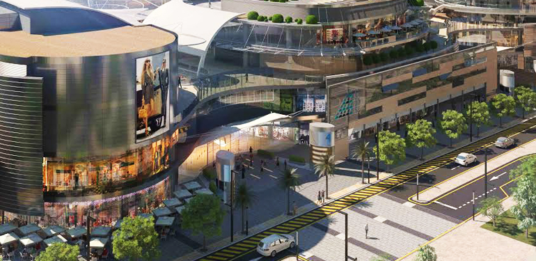 Abdali Mall Leases The Family Entertainment Center To Galaxy Park