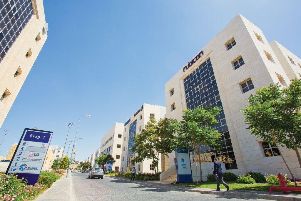 The King Hussein Business Park (KHBP)