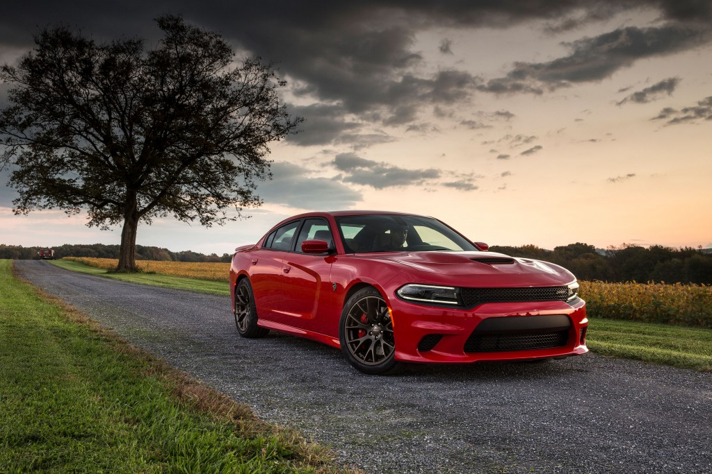 DODGE-CHARGER Hellcat