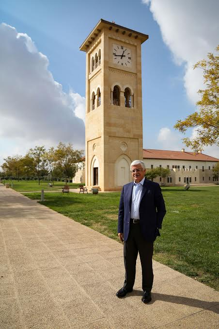 King's Academy Chairman of the Board HE Bassem Al-Salem