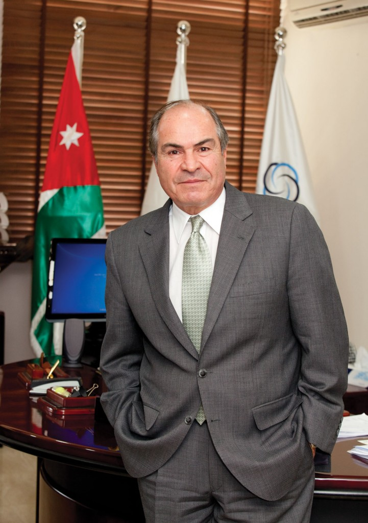 Hani Al-Mulki, Aqaba Special Economic Zone's Chief Coomissioner