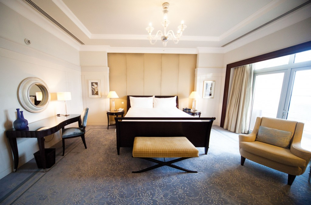 Royal Suite at the Four Seasons Amman