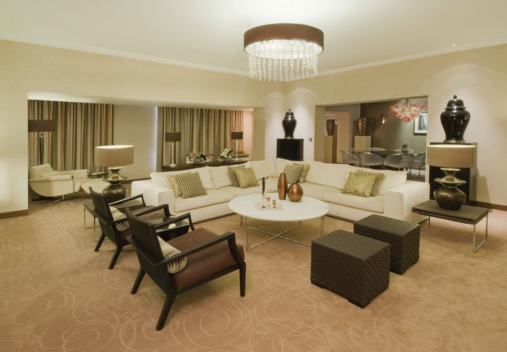 The Royal Suite at the InterContinental