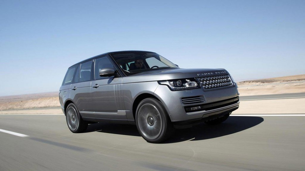 Ranger Rover Supercharge