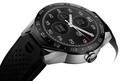 Smartwatches: TAG-HEUER