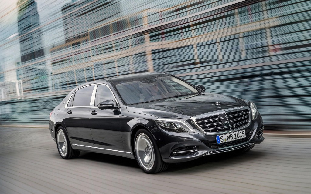 Mercedes-Maybach S500