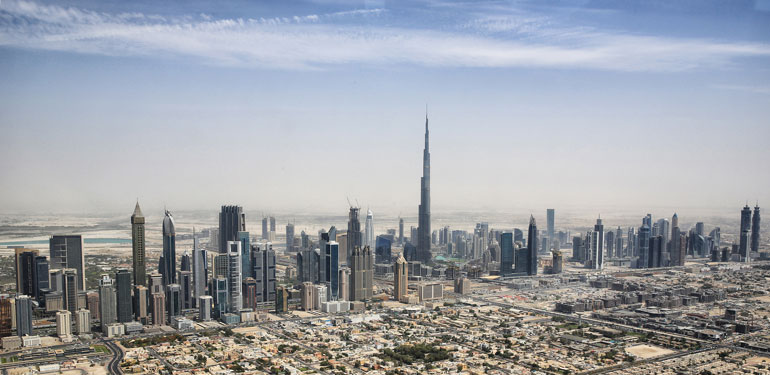 How to Set Up Shop in Dubai
