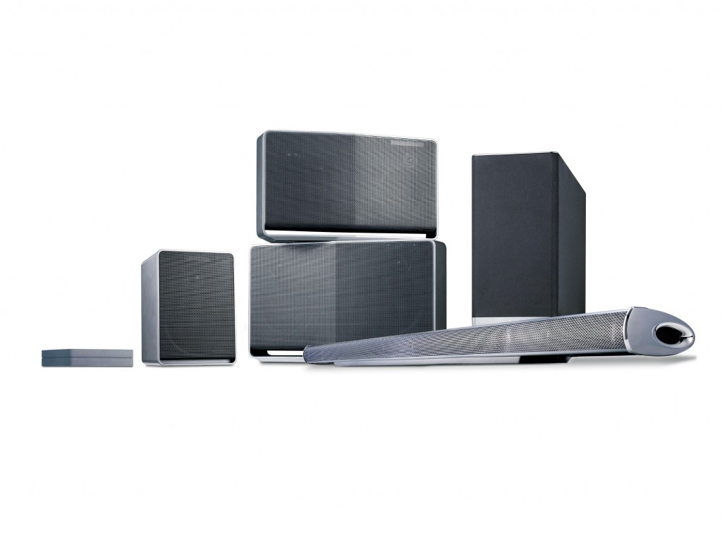 LG Music Flow Sound System