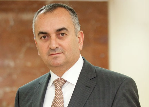 Abdel Kareem Friehat, the head of operations and IT at Jordan Kuwait Bank