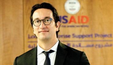 Rashad Bibars, acting project director for the USAID LENS project