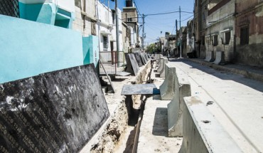 Zarqa water network upgrade