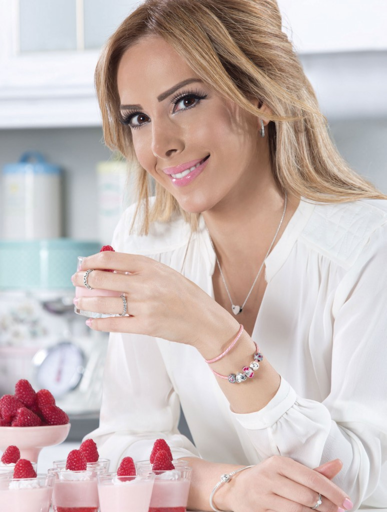 Celebrity Chef and Social Media Influencer Deemah Hijjawi