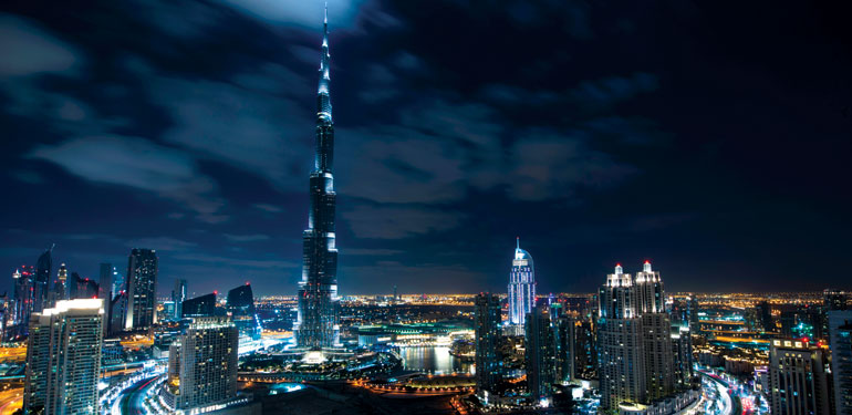 Is Dubai the region's ICT hub?