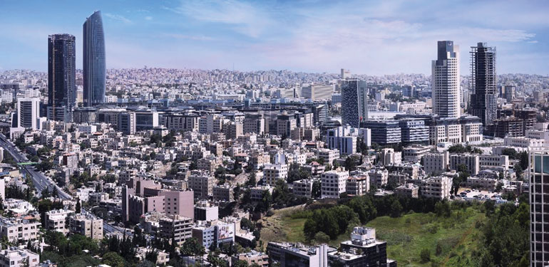 Abdali Is A Dynamic Metropolis That Catalyzing The Jordanian Economy