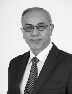 Khalid Wazani, Jordanian Economist and an advisor to the Mohammed Bin Rashid Foundation