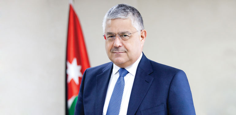 Minister of Finance Omar Malhas on Jordan's Economy in 2017