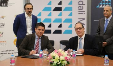 Abdali Mall and EAT Restaurants Group Sign Agreement