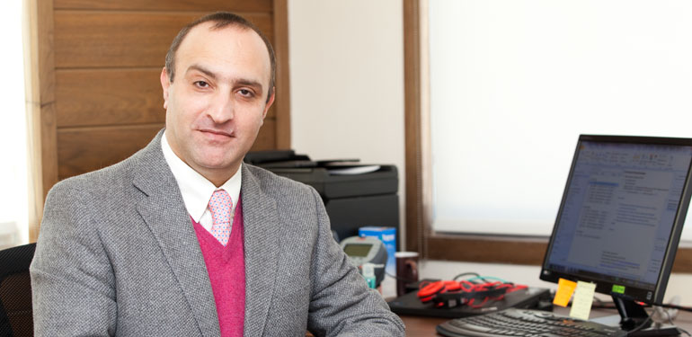 Sanofi's Country Manager for Jordan and Palestine, Rami Nassar