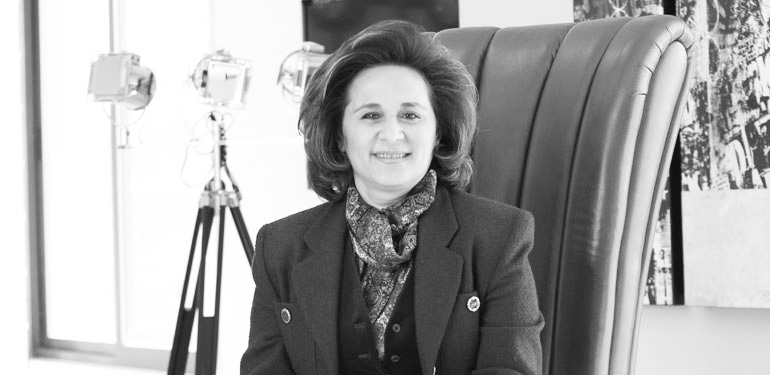 Ruba Batayneh - CEO and Chairman of The Hub Company