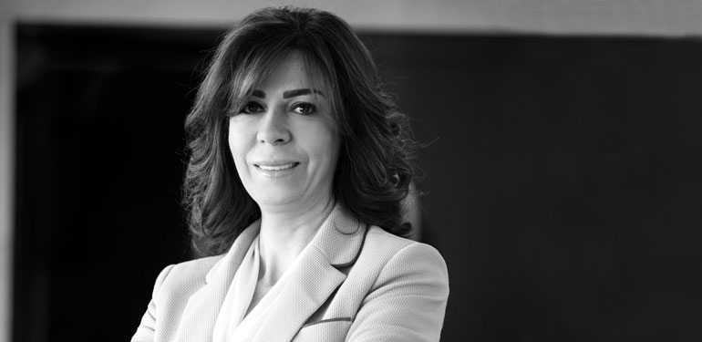Manal Jarrar - National Insurance Company General Manager