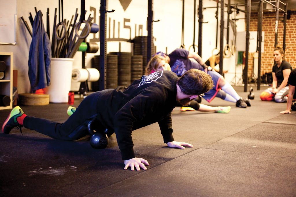 CrossFit Quicksand