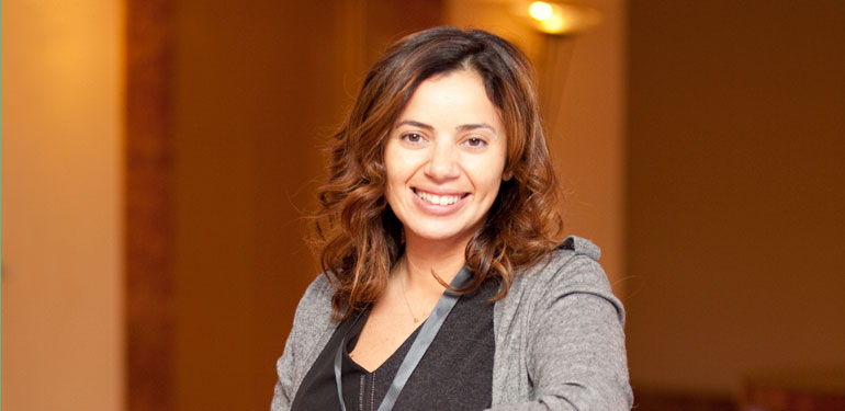 Rasha Manna, the Managing Director of Endeavor Jordan on challenges facing startups