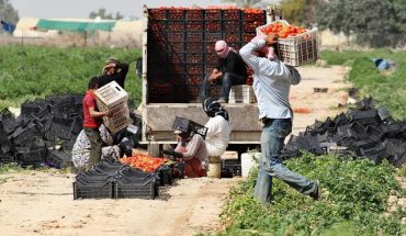 Syrian workers in Jordan