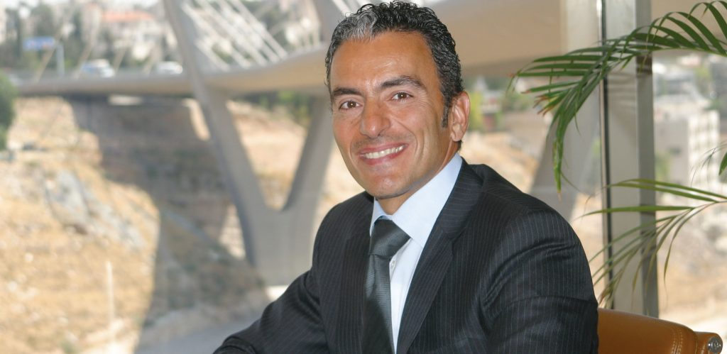 Ghassan Nuqul, Nuqul Group's Vice-Chairman