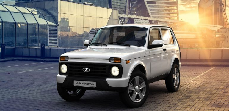 lada 4x4 urban an attainable adventure. Black Bedroom Furniture Sets. Home Design Ideas