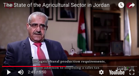 db00bf76c870 The State of the Agricultural Sector in Jordan